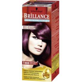 Schwarzkopf Brillance Haartönung -Gel T888 Dunkle Kirsche