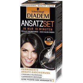 Schwarzkopf Diadem Ansatzset A5 Schwarz