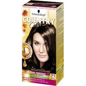 Country Color Haartönung 71 Kakao Dunkelgoldbraun Stufe 2