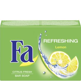 FA Seifenstück  Refreshing Lemon