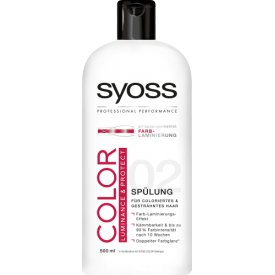 Schwarzkopf Syoss Color Protect Spülung