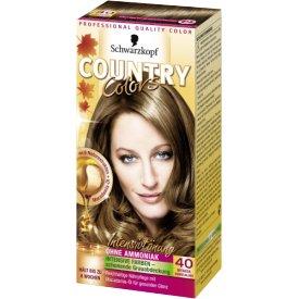 Country Color Haartönung Intensiv-40 Nevada Dunkelblond