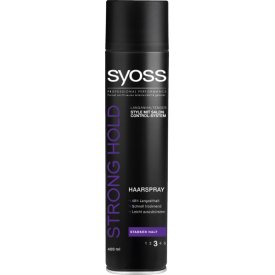 Schwarzkopf Syoss Haarspray Strong Hold