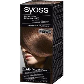Haarfarbe Schwarzkopf Syoss Coloration Professional Performance