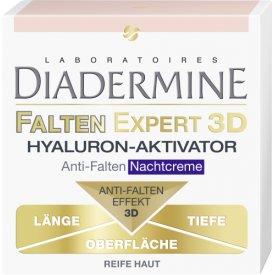 Diadermine Anti-Falten Nachtpflege Gesichtspflege Expert 3D