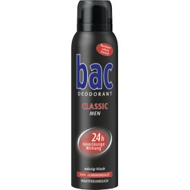 Bac Deo Spray Classic Men