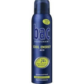 Bac Deo Spray Cool Energy for Men
