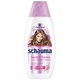 Schwarzkopf Schauma Shampoo Durchkämm Seiden-Kamm