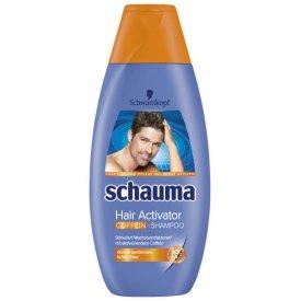 Schwarzkopf Schauma Shampoo Hair Activator Koffein