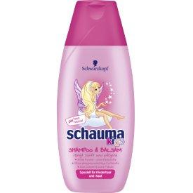 Schwarzkopf Schauma Shampoo Kids und Balsam Mädchen