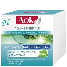 Aok Anti-Falten-Tagespflege Aqua Minerals