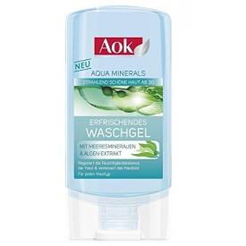 Aok Waschgel Aqua Minerals Erfrischendes