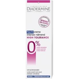 Diadermine  Nachtpflege High Tolerance Ultra-Feuchtigkeit Nachtcreme