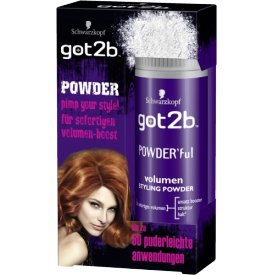 Got2b Haarpflege Powder`ful Volumen Styling