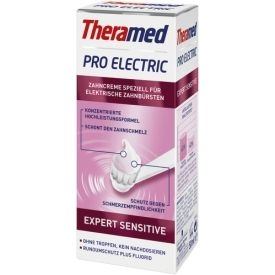 Theramed  Zahncreme Pro Electric  Expert Sensitive