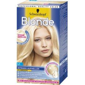 Schwarzkopf Aufheller intensiv Blonde L1