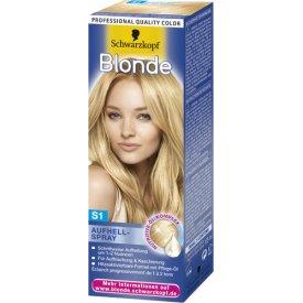 Schwarzkopf Blonde Aufheller Spray S1