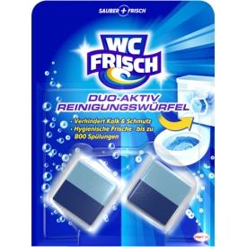 WC Frisch WC Aktiv Reinigungswürfel