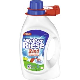 Weisser Riese 2in1 Waschmittel & Vorbehandlung