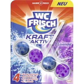 WC Frisch Kraft Aktiv Duftspüler Lavendel