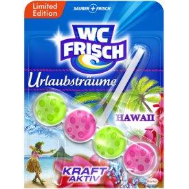 WC Frisch WC-Reiniger und Duftspüler Kraft-Aktiv Hawaii