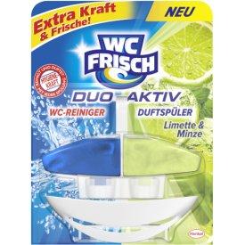 WC Frisch Duo Aktiv Limette & Minze