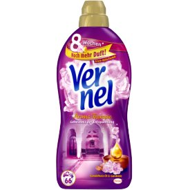 Vernel Weichspüler Aroma-Therapie Sandelholz-Öl & Gardenie