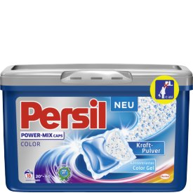 Persil  Power-Mix Caps Color