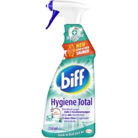 Biff Badreiniger Hygiene total