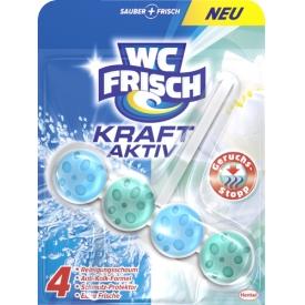 WC Frisch Kraft-Aktiv Duftspüler Geruchs-Stopp
