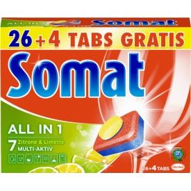 Somat Somat 7 All in 1 Zitrone & Limette