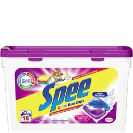 Spee Colorwaschmittel Duo-Caps