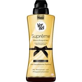 Vernel Weichspüler Supreme Glamour Gold