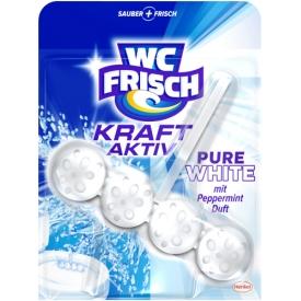 WC Frisch WC Reiniger Kraft-Aktiv Pure White