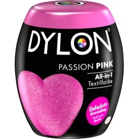 Dylon All-in-1 Textilfarbe Passion Pink