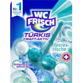 WC Frisch Kraft-Aktiv Türkisspüler Meeresfrische