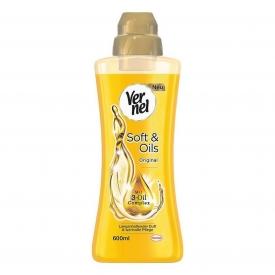 Vernel Weichspüler Soft & Oils Gold