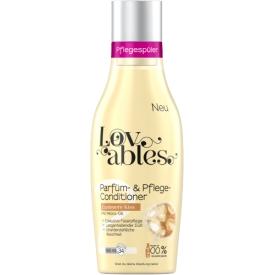 Lovables Weichspüler Parfüm- und Pflege-Conditioner Cashmere Kiss