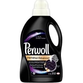 Perwoll Feinwaschmittel Intensives  schwarz