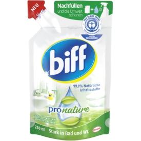 Biff Badreiniger Pro Nature Nachfüller