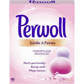 Perwoll Wolle & Feines Feinwaschmittel Faserpflege Advanced