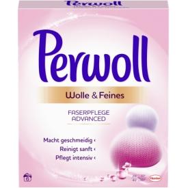 Perwoll Feinwaschmittel Pulver für Wolle & Feines