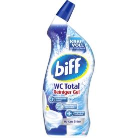 Biff WC Total Reiniger Gel Ozean Brise