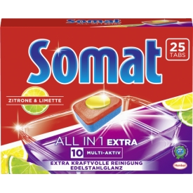 Somat Multi-Aktiv All in 1 Extra Zitrone & Limette