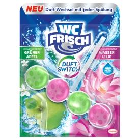 WC Frisch Wc Reiniger Switch Apfel Wasserlilie