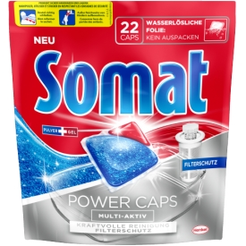 Somat Spülmaschinen Power Caps Multi-Aktiv
