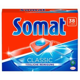 Somat Spülmaschinen-Tabs Classic