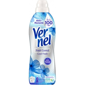 Vernel Weichspüler Fresh Control Ice Blue 30 Wl