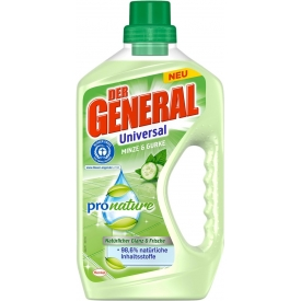 Der General Universal Pro Nature Minze & Gurke