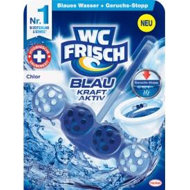 WC-Frisch WC-Reiniger Kraft-Aktiv Blauspüler Chlor